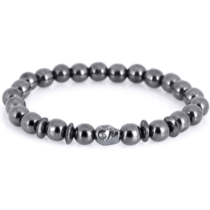 SaleGrabberStore | Black Stone Magnetic Therapy Bracelet - SaleGrabberStore