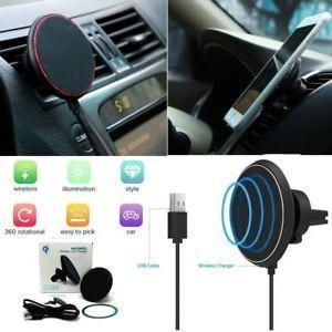 SaleGrabberStore Premium Wireless Car Charger - SaleGrabberStore