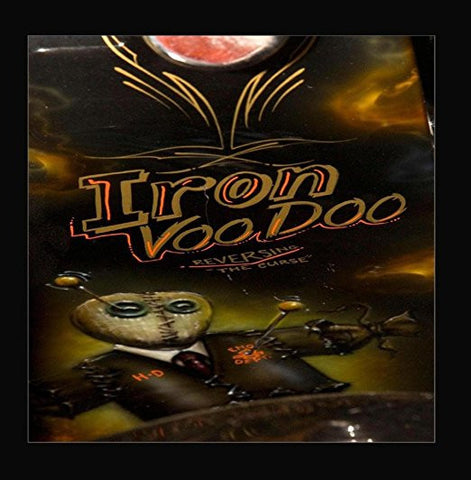 Iron Voodoo CD by The Charlie Brechtel Band