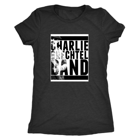 Charlie Brechtel Band Ladies T-Shirt