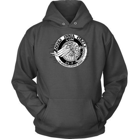 David Mann Tribute Hoodie by B.I.C
