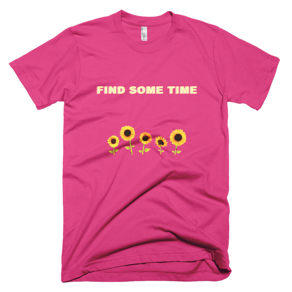 Find Some Time Short-Sleeve T-Shirt