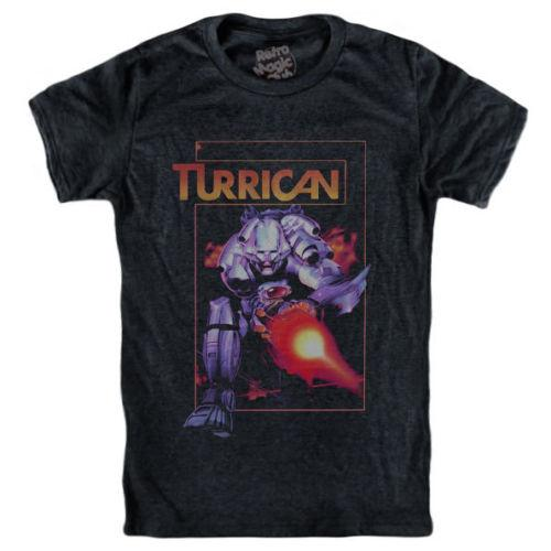 TURRICAN GAMEBOY T-SHIRT