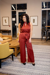 LIKE FINE WINE JUMPSUIT