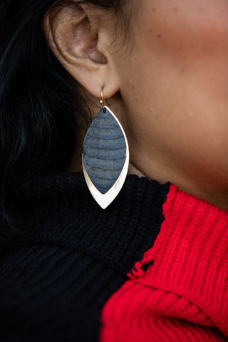 LEAF IT TO ME EARRINGS