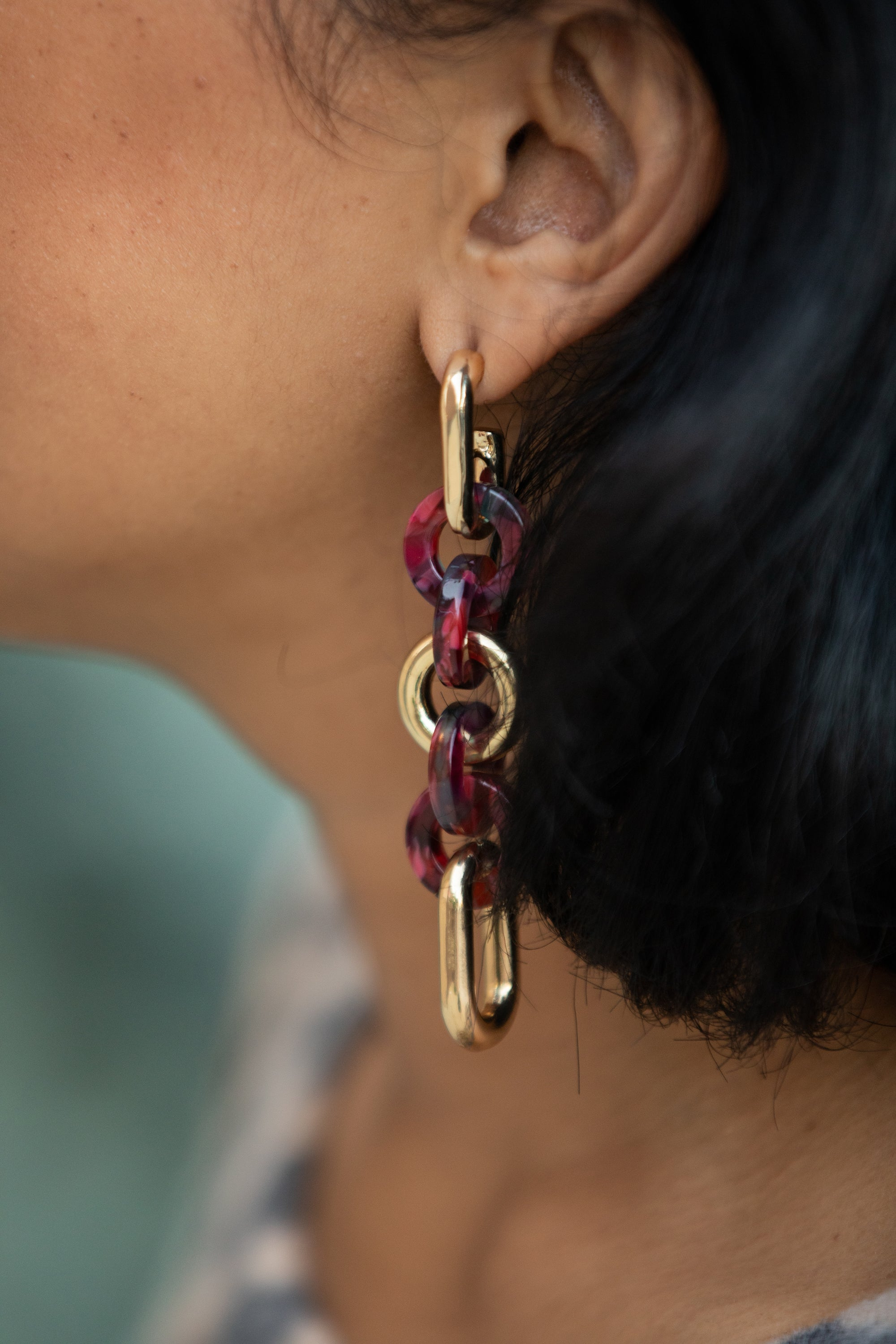 CHAINED TO YOU EARRINGS