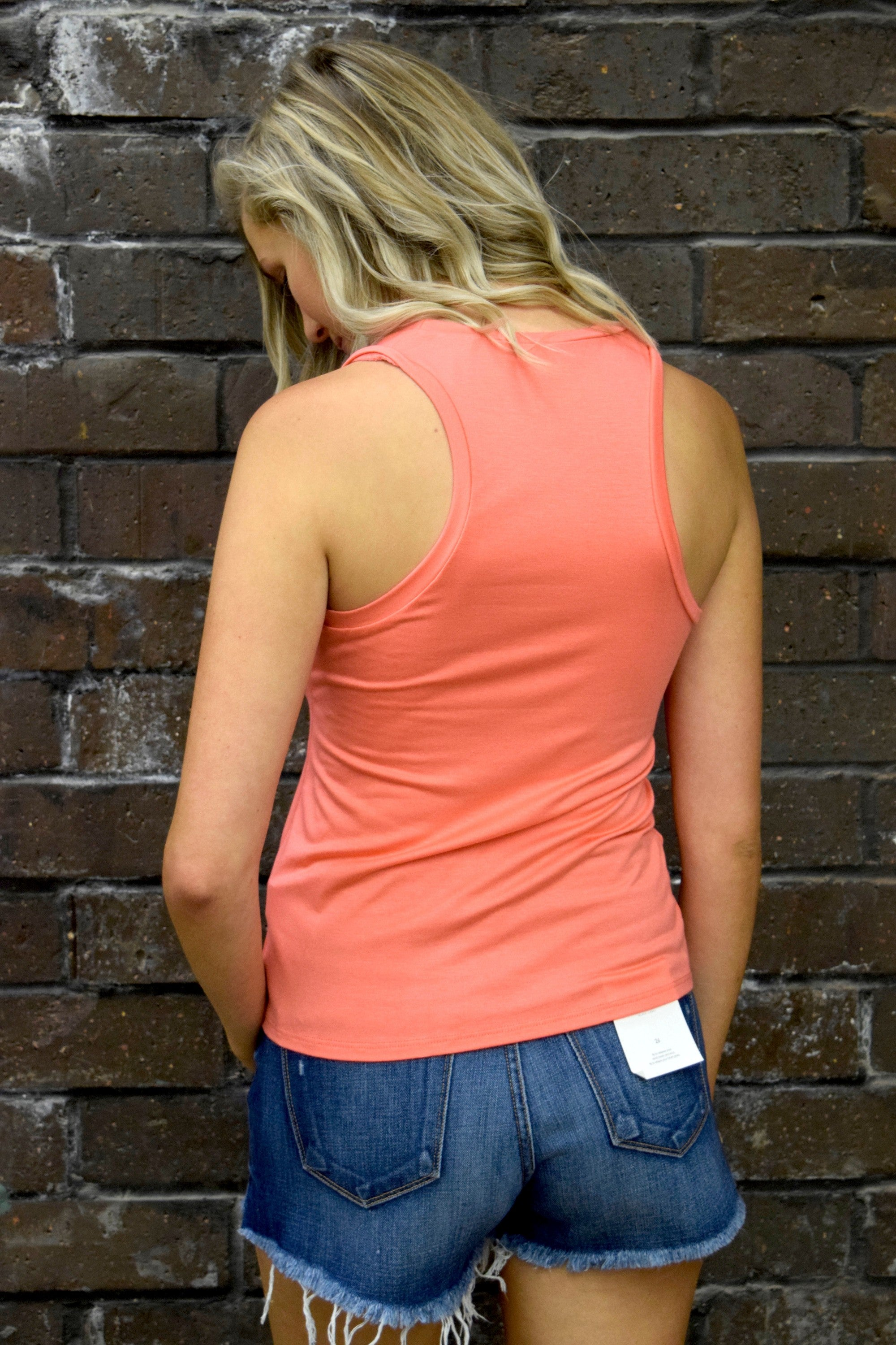 BASIC PERFECTION TANK: CORAL