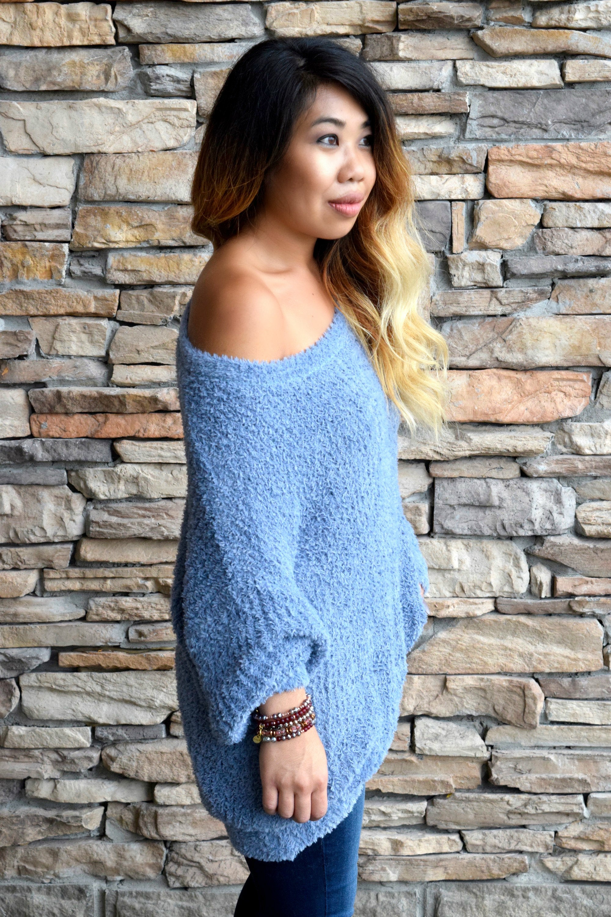 COZY THOUGHTS SWEATER