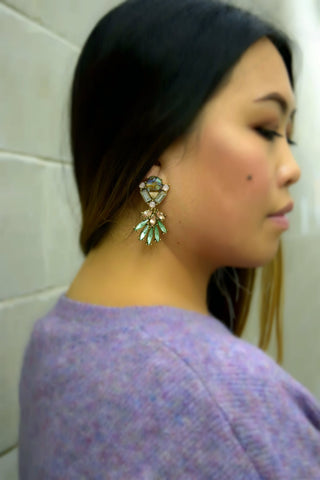 PRETTY LITTLE GEM EARRING