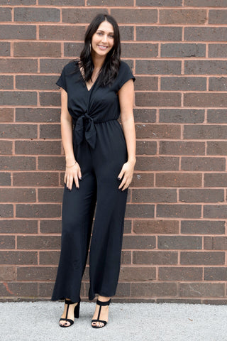 DOUBLE DOWN JUMPSUIT