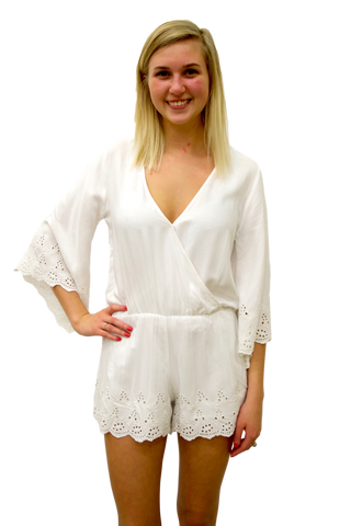 HAVANA GOOD TIME ROMPER