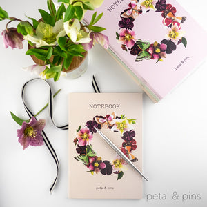 New Butterfly Garland Notebooks