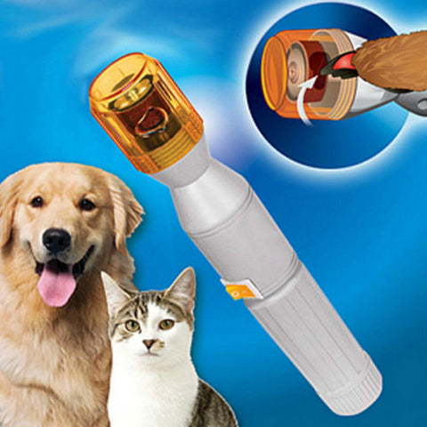 Pet Dog Cat Nail Trimmer Grooming Tool Care - AMAZOFFER