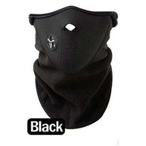 Thermal Neck warmers Fleece Balaclavas CS Hat Headgear Winter Skiing Ear Windproof Warm