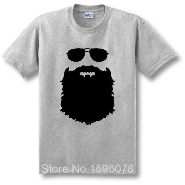 Fashion Ne t-shirts Custom Design Respect The Beard T Shirt Fear Bryan Wrestling Humor New Arrival - AMAZOFFER