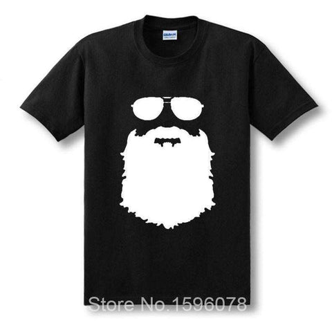 Image of Fashion Ne t-shirts Custom Design Respect The Beard T Shirt Fear Bryan Wrestling Humor New Arrival - AMAZOFFER