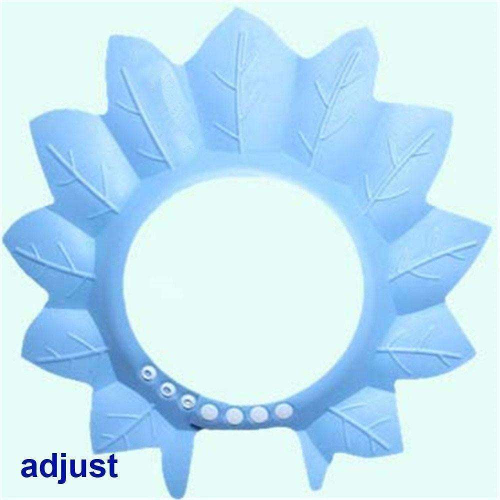 wholesale Adjustable Baby Kids Shampoo Bath Bathing Shower Cap - AMAZOFFER