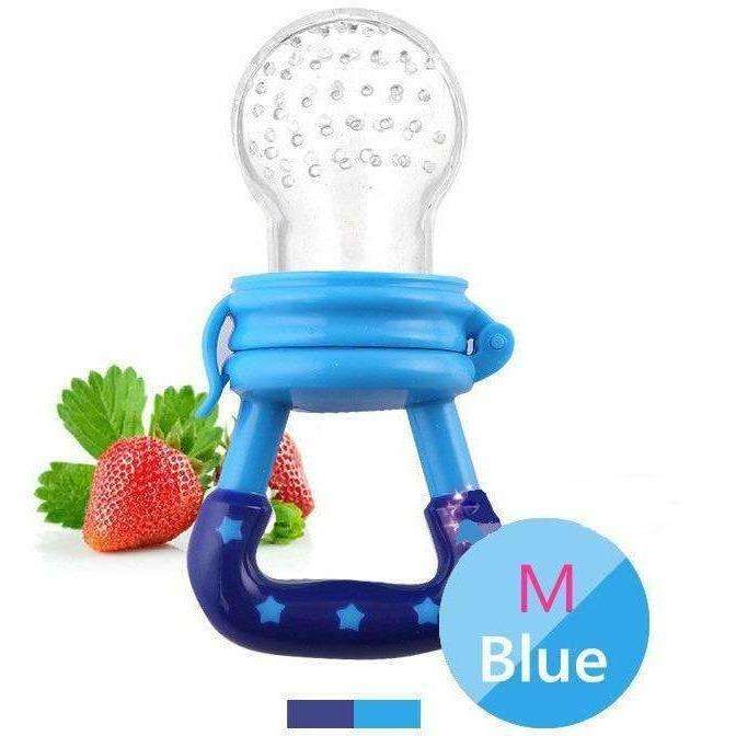 Baby Teether Nibbler Fruit Food Bite - AMAZOFFER