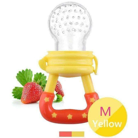 Image of Baby Teether Nibbler Fruit Food Bite - AMAZOFFER