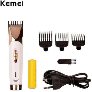 High Quality Rechargeable Hair Clipper Beard Removal Trimmer for Men Shaver - AMAZOFFER