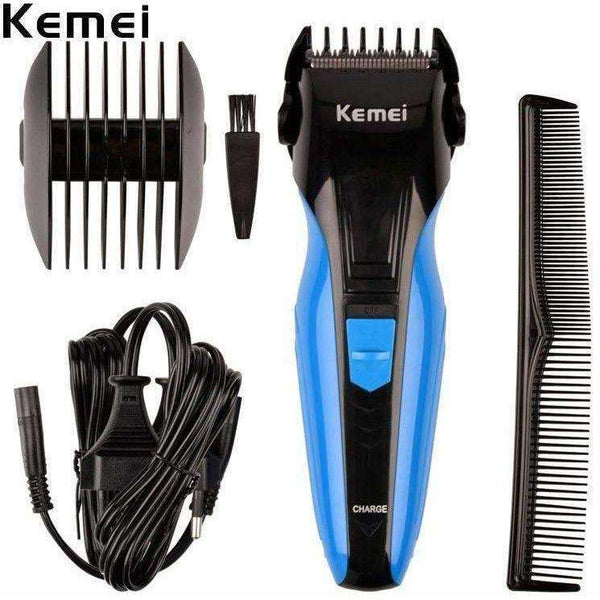 Electric Hair Clipper For Men Barber Salon Sharp Trimmer Titanium Cutter Haircut - AMAZOFFER