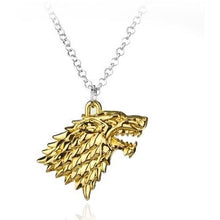 Game of Thrones Stark family lion wolf dragon - AMAZOFFER