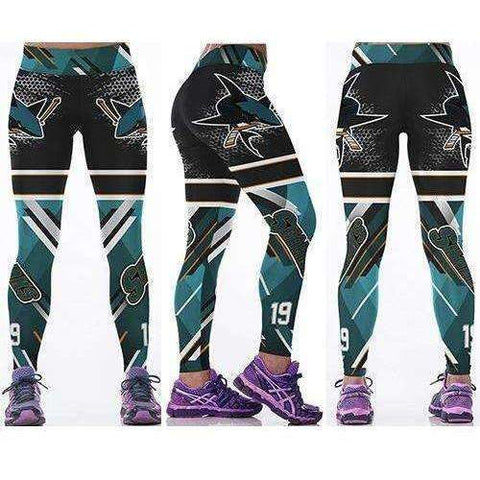 Image of J&L New 3D Women Leggings 22 Models Europe America Style Leggins - AMAZOFFER
