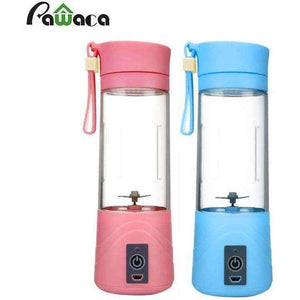 USB Electric Fruit Juicer Cup Mini Squeezers Reamers Portable - AMAZOFFER