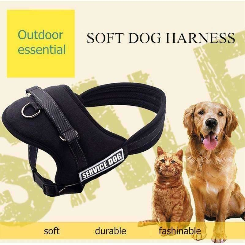 Large Dog Harness Vest 2015 New Pet Products Comfortable - AMAZOFFER