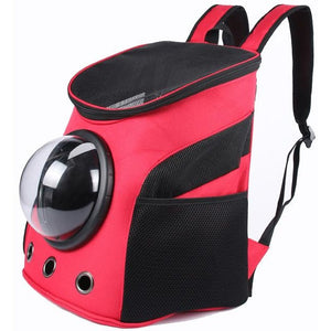 Pet Carrier Backpack Space Cat/Dog Carrier Capsule