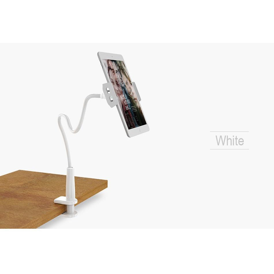 Long Arm Tablet Holder Stand For Tablet and Phone - AMAZOFFER
