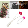 Cat Massage Tool Cat Thin Face Massager Feet and Legs Massager Cat Massager - AMAZOFFER
