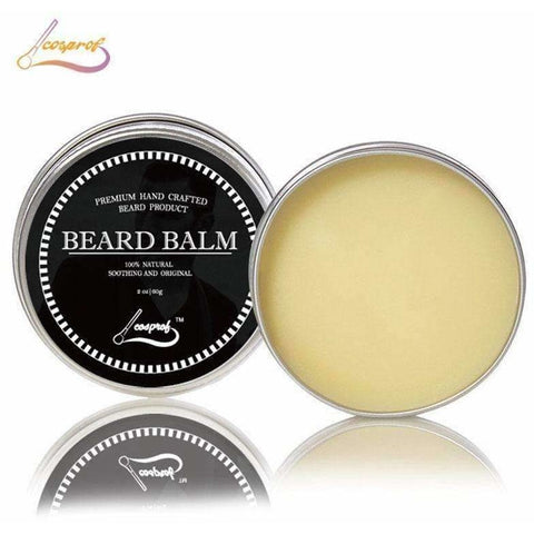 Cosporf 100% Natural Beard Balm Moustache Cream - AMAZOFFER