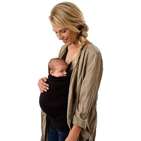 Image of Kangaroo clothes Baby Carrier for mother Sleeveless Big Pockets T-shirt multifunction Clothing Tops Plus Size - AMAZOFFER