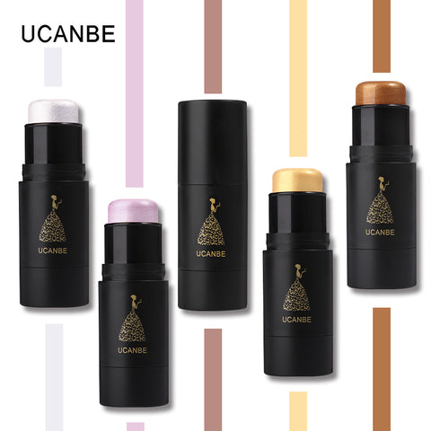 Image of Natural Highlighter Stick Makeup Waterproof - AMAZOFFER