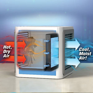 Air Cooler  Personal Space Cooler The Quick & Easy Way to Cool Any Space