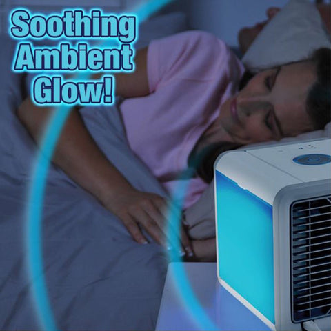 Air Cooler  Personal Space Cooler The Quick & Easy Way to Cool Any Space - AMAZOFFER