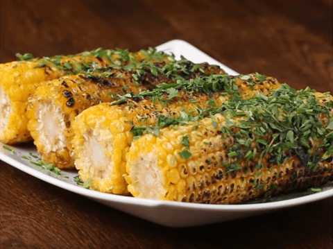 4 Creative Ways to Grill Corn !