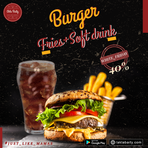 Burger Offer for One
