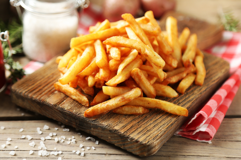 Small French fries - aklabaity delivers best home made food