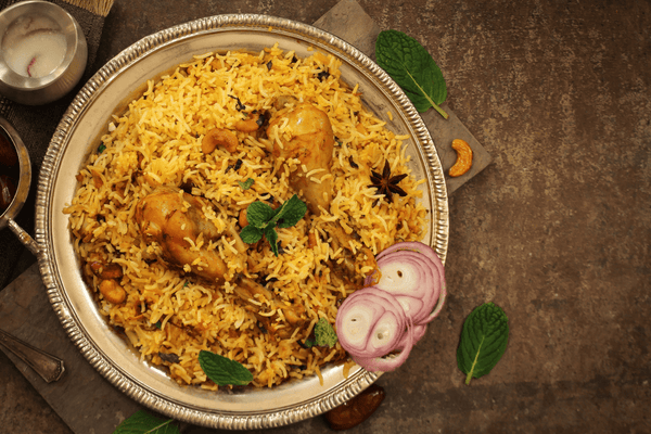 كبسه فراخ - aklabaity delivers best home made food