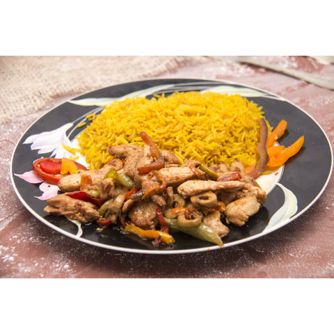 Chicken Fajita Meal - aklabaity delivers best home made food