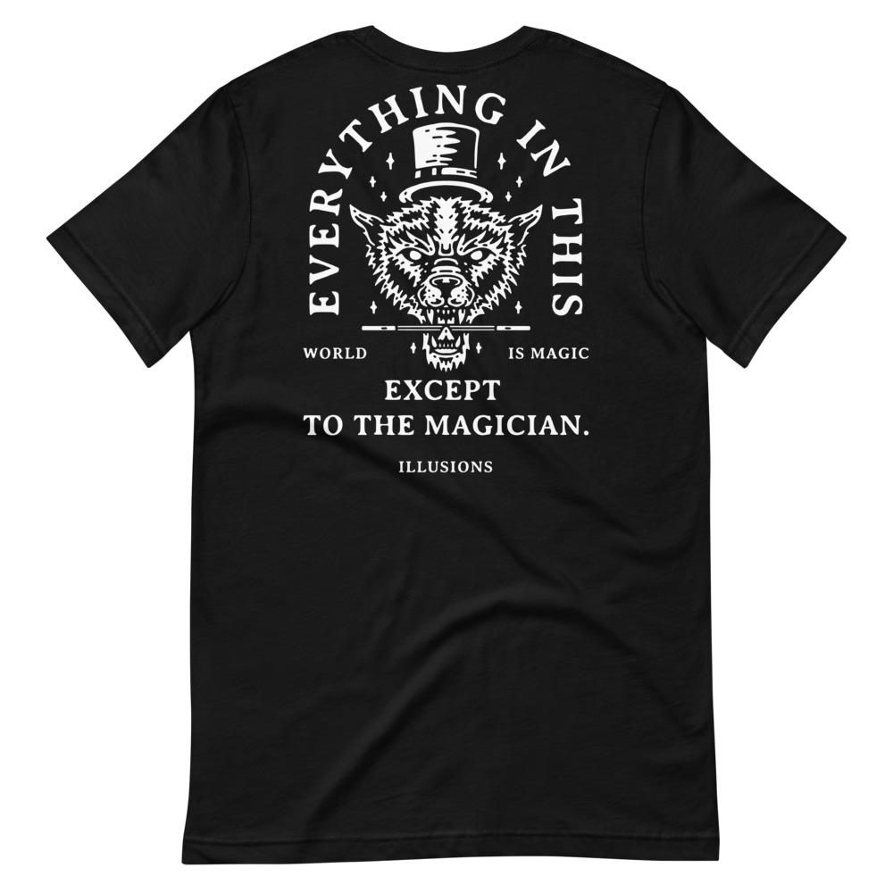 The Magician Tee - Illusions Clothing