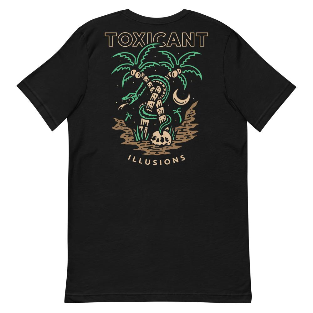 Toxicant Illusions Tee - Illusions Clothing
