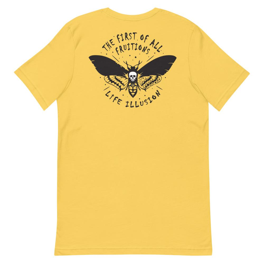 Death's-head Hawkmoth Tee - Illusions Clothing