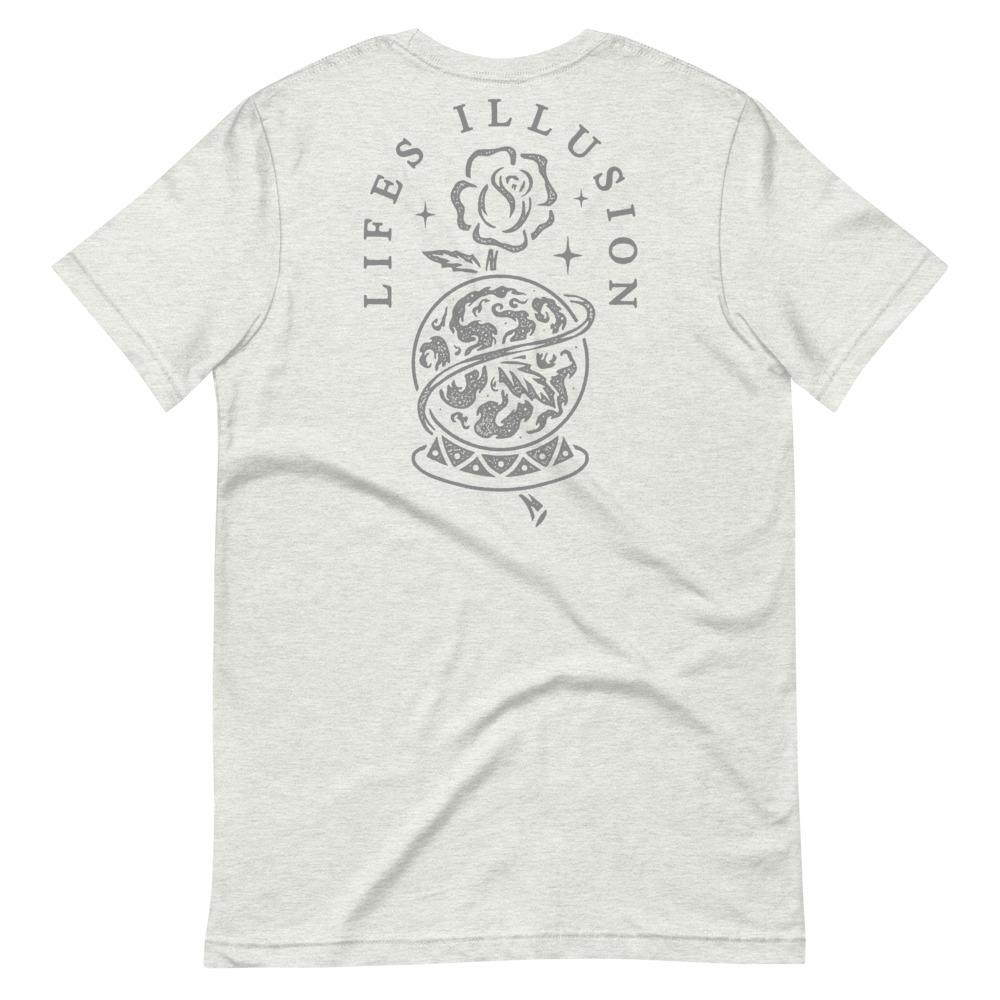 Forever Rose Tee - Illusions Clothing