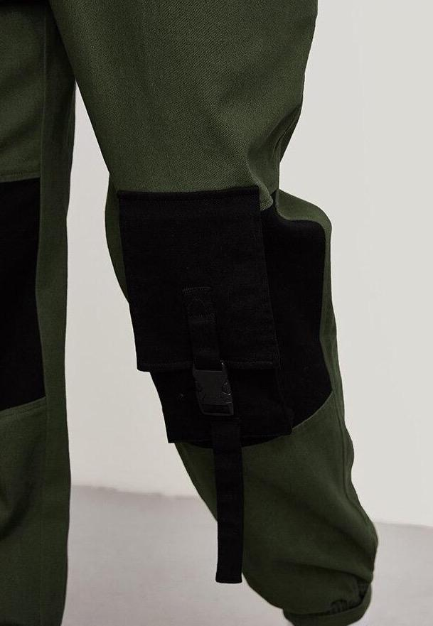 Multi-Pocket Cargo Pants - Illusions Clothing