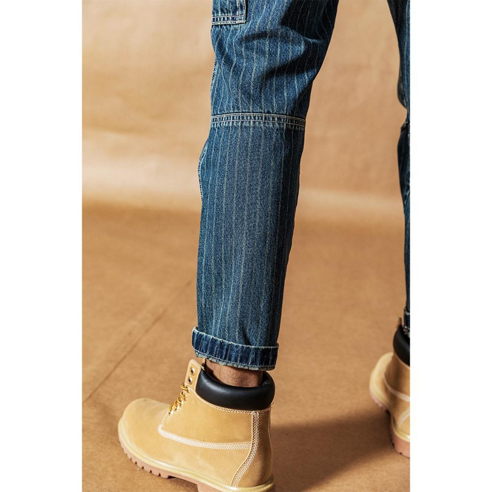 Vintage Paneled Cargo Jeans - Illusions Clothing