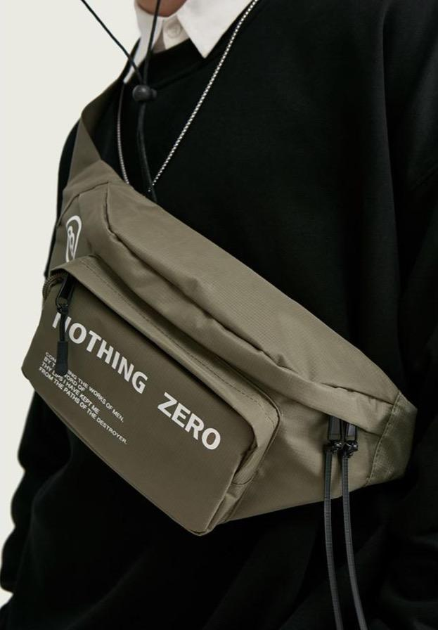 Nothing Zero Outdoor Sport Chest bag