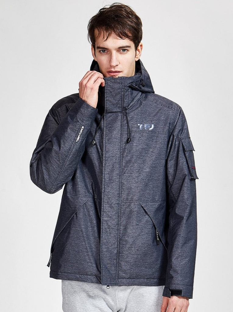 Diamond Quilted Soft Shell Jacket